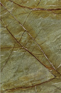 RAIN FOREST GREEN -Wondrous Marble porcelain tiles